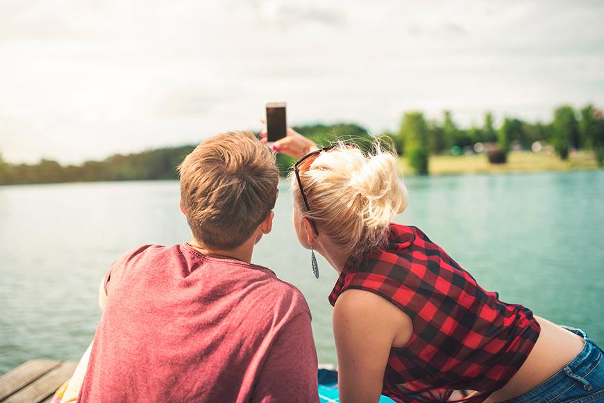 Impacto de las redes sociales en la vida de pareja